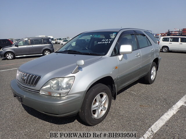 Used 2003 TOYOTA HARRIER BH939504 for Sale