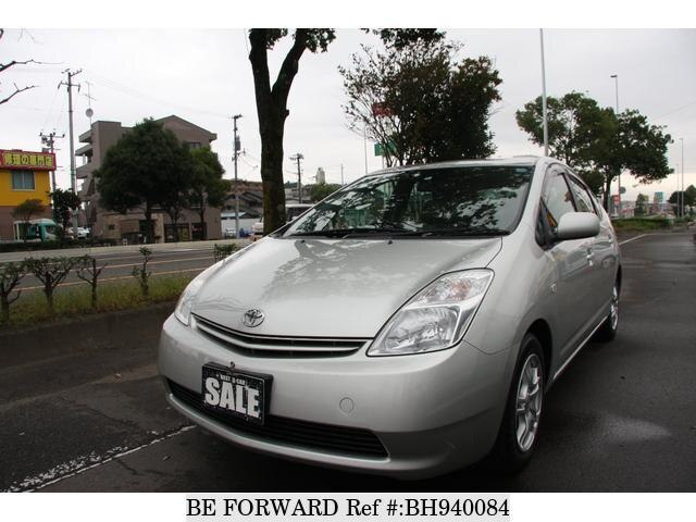 Used 2004 TOYOTA PRIUS BH940084 for Sale