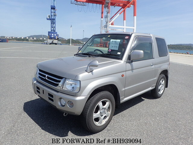 Used 2004 MITSUBISHI PAJERO MINI BH939094 for Sale