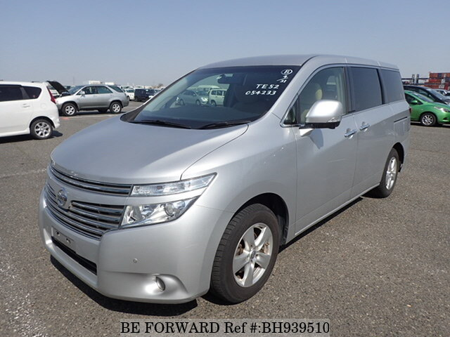 Used 2013 NISSAN ELGRAND BH939510 for Sale