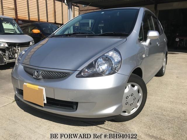 Used 2007 HONDA FIT BH940122 for Sale