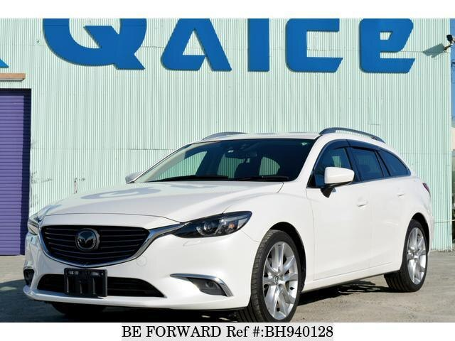 Used 2016 MAZDA ATENZA WAGON BH940128 for Sale