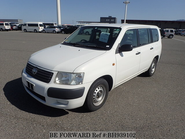 Used 2007 TOYOTA SUCCEED VAN BH939102 for Sale
