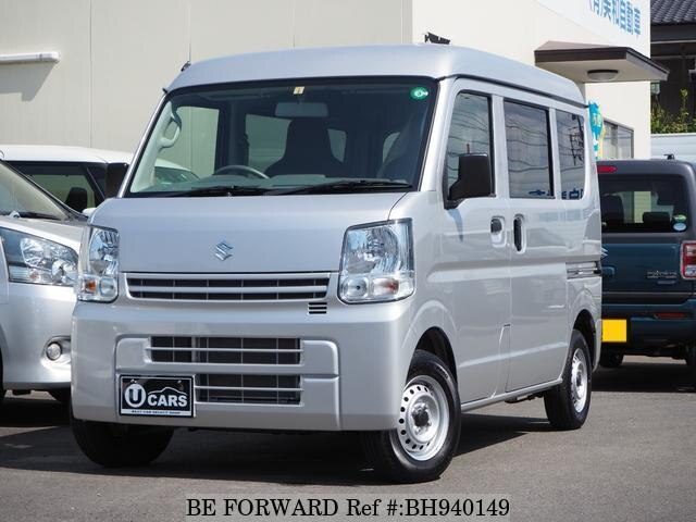 Used 2020 SUZUKI EVERY BH940149 for Sale