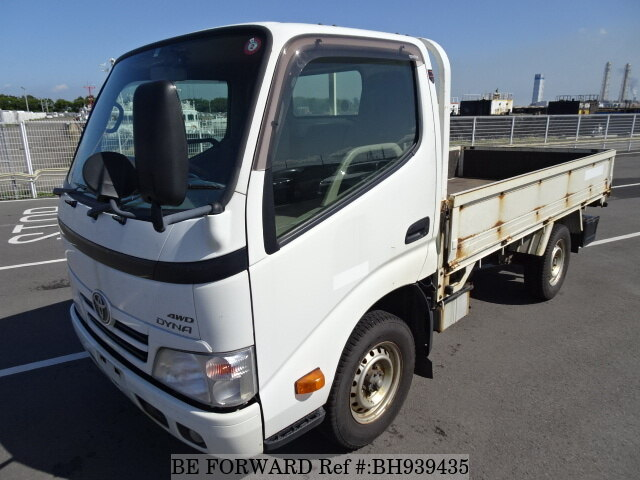 Used 2013 TOYOTA DYNA TRUCK BH939435 for Sale