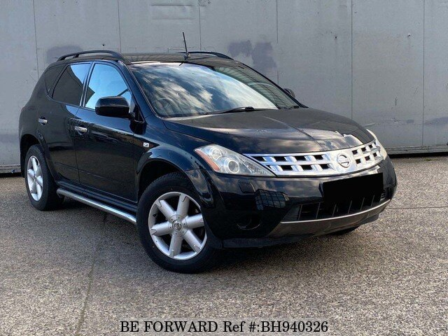 Used 2005 NISSAN MURANO BH940326 for Sale