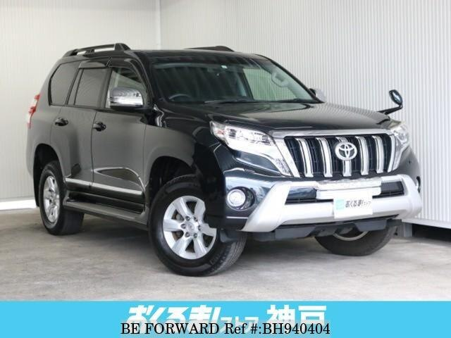 Used 2013 TOYOTA LAND CRUISER PRADO BH940404 for Sale