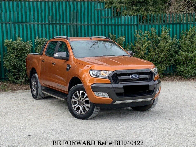 Used 2018 FORD RANGER BH940422 for Sale