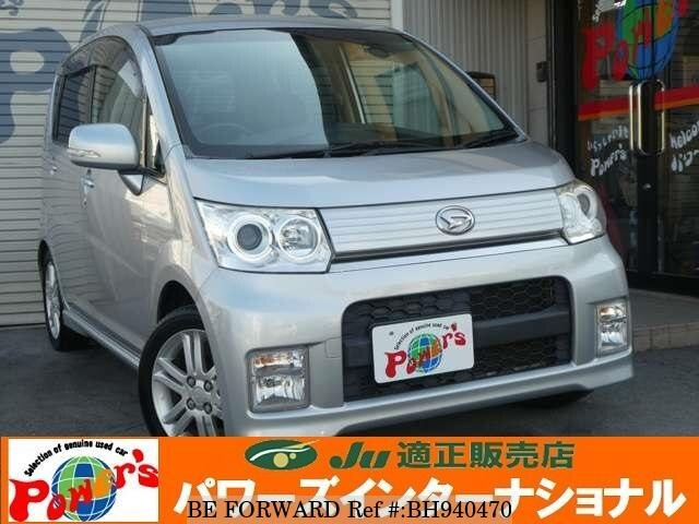 Used 2010 DAIHATSU MOVE BH940470 for Sale