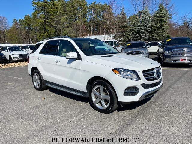 Used 2016 MERCEDES-BENZ GLE-CLASS BH940471 for Sale