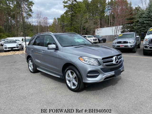 Used 2016 MERCEDES-BENZ GLE-CLASS BH940502 for Sale