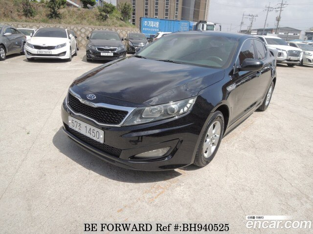 Used 2011 KIA K5 (OPTIMA) BH940525 for Sale