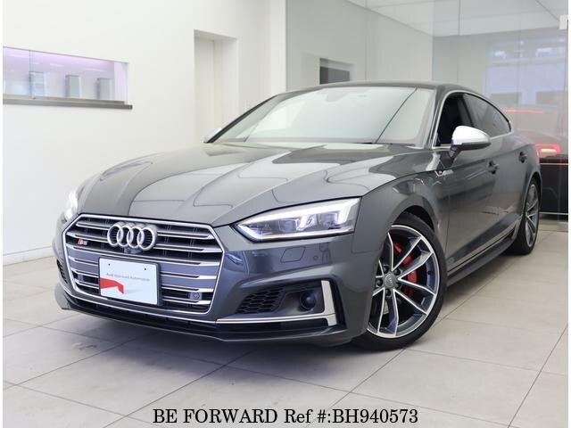 Used 2017 AUDI S5 BH940573 for Sale