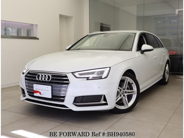 Used 2019 AUDI A4 BH940580 for Sale