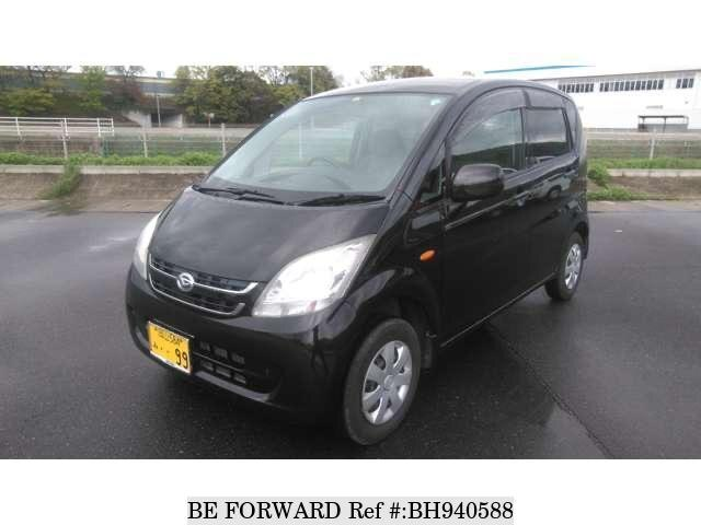 Used 2008 DAIHATSU MOVE BH940588 for Sale