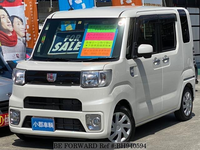 Used 2018 DAIHATSU WAKE BH940594 for Sale