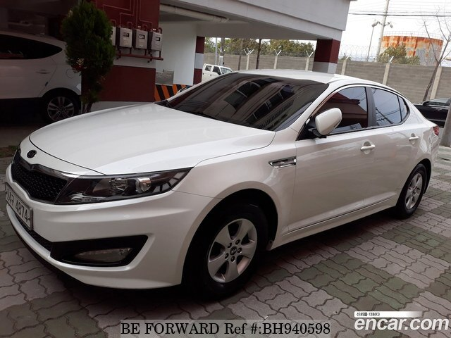 Used 2012 KIA K5 (OPTIMA) BH940598 for Sale