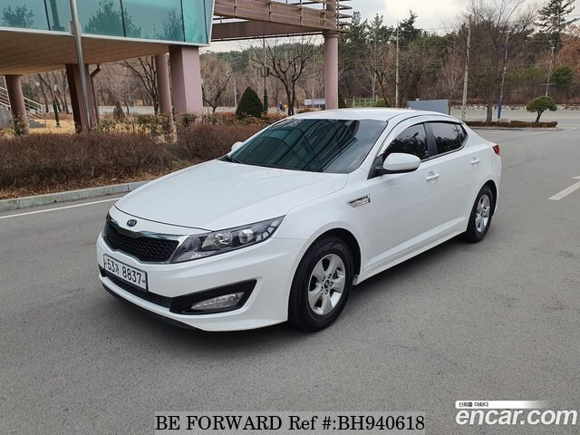 Used 2013 KIA K5 (OPTIMA) BH940618 for Sale