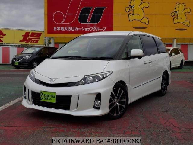Used 2015 TOYOTA ESTIMA BH940683 for Sale