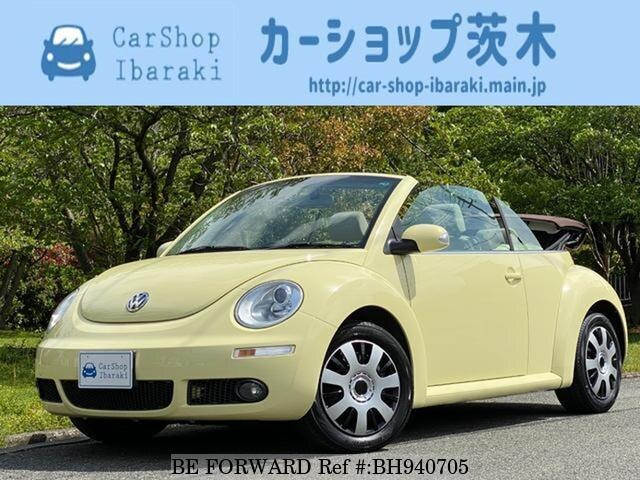 Used 2006 VOLKSWAGEN NEW BEETLE BH940705 for Sale