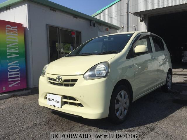 Used 2012 TOYOTA PIXIS EPOCH BH940706 for Sale