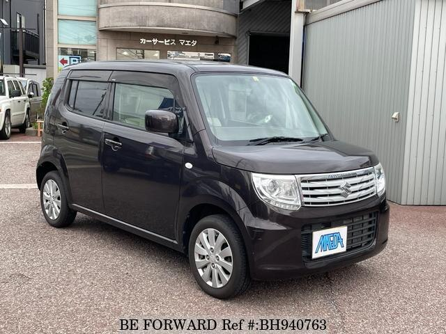 Used 2013 SUZUKI MR WAGON BH940763 for Sale