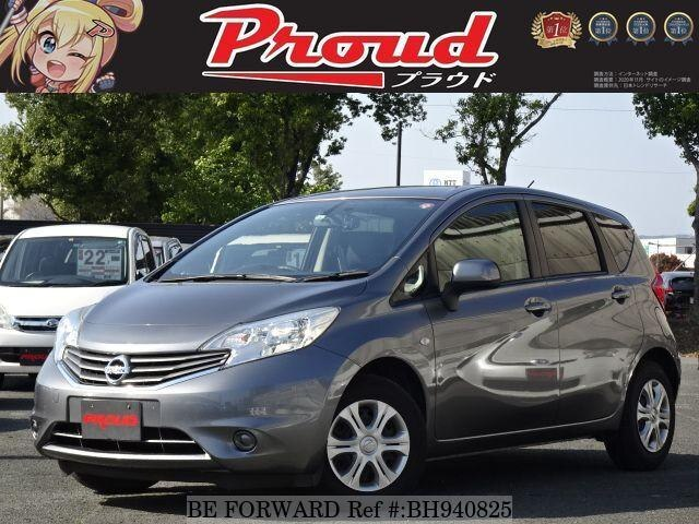 Used 2013 NISSAN NOTE BH940825 for Sale