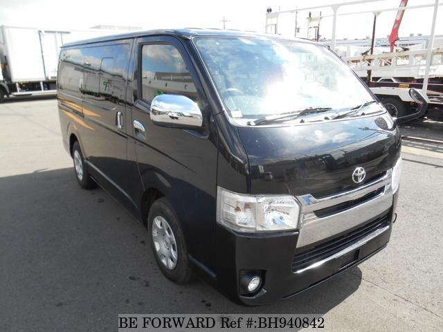 Used 2015 TOYOTA HIACE VAN BH940842 for Sale