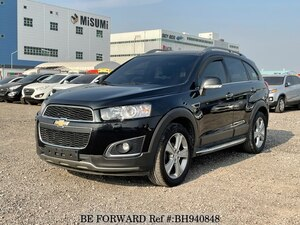 Used 2015 CHEVROLET CAPTIVA BH940848 for Sale