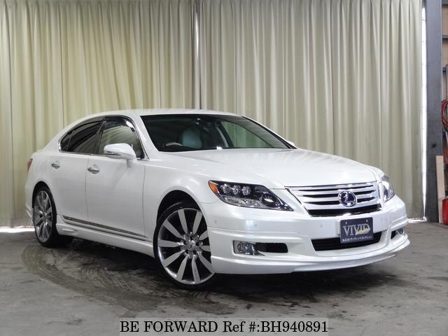 Used 2011 LEXUS LS BH940891 for Sale