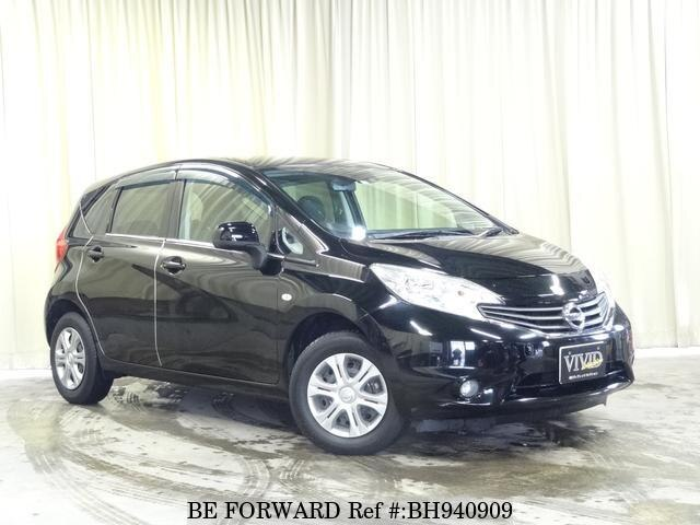 Used 2014 NISSAN NOTE BH940909 for Sale