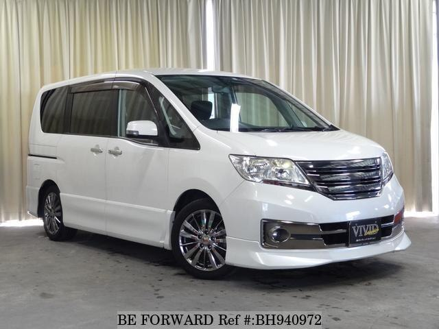 Used 2011 NISSAN SERENA BH940972 for Sale