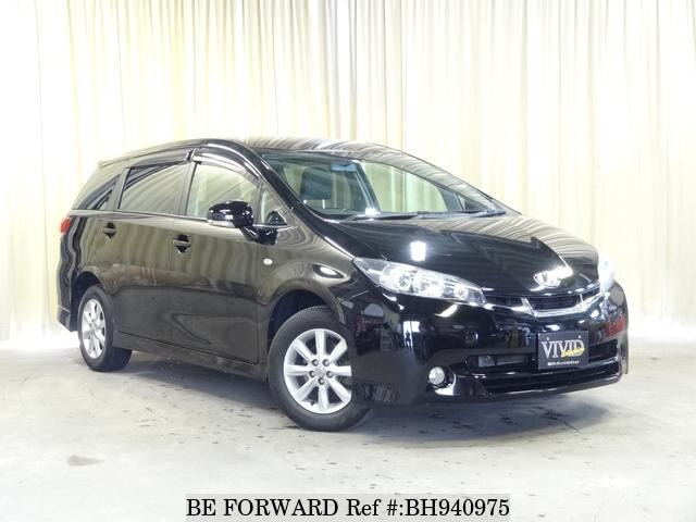 Used 2012 TOYOTA WISH BH940975 for Sale