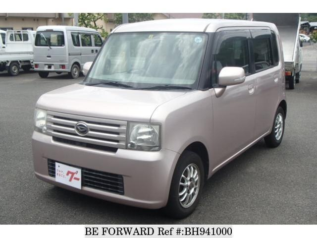 Used 2009 DAIHATSU MOVE CONTE BH941000 for Sale
