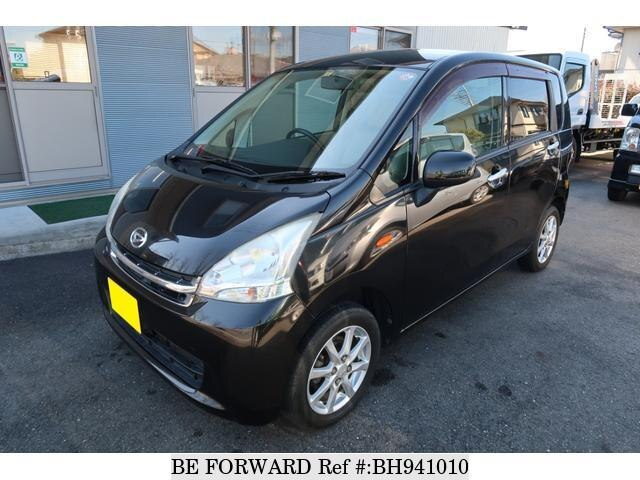 Used 2011 DAIHATSU MOVE BH941010 for Sale