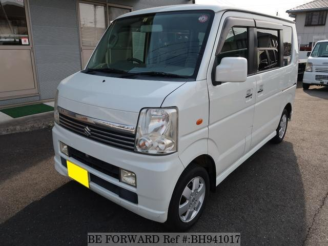 Used 2006 SUZUKI EVERY WAGON BH941017 for Sale