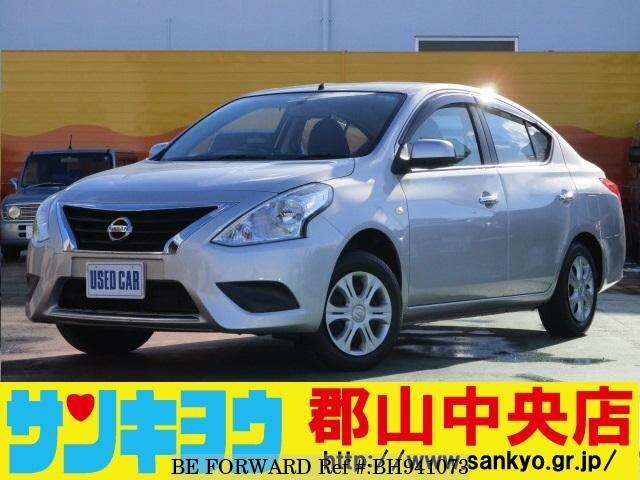 Used 2014 NISSAN LATIO BH941073 for Sale