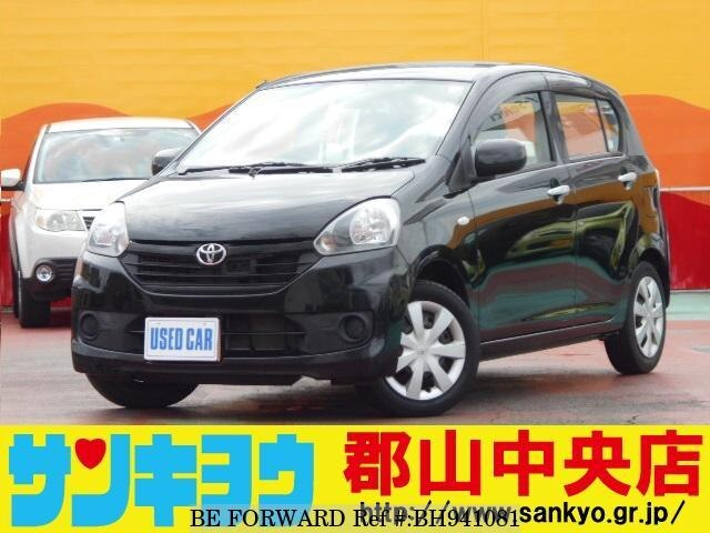 Used 2015 TOYOTA PIXIS EPOCH BH941081 for Sale