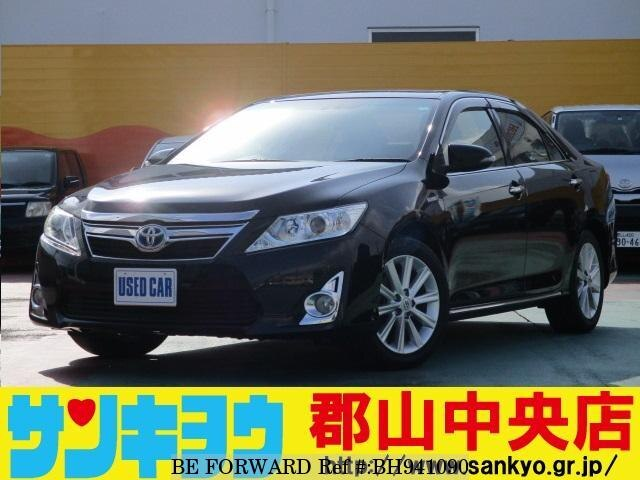 Used 2013 TOYOTA CAMRY BH941090 for Sale