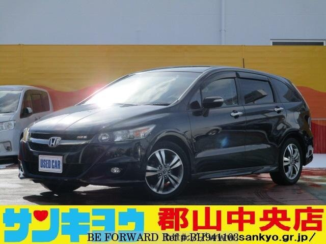 Used 2010 HONDA STREAM BH941103 for Sale