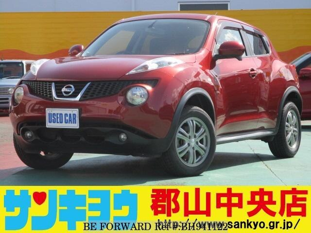 Used 2011 NISSAN JUKE BH941122 for Sale