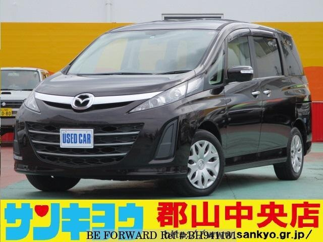 Used 2012 MAZDA BIANTE BH941131 for Sale