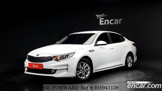 Used 2016 KIA K5 (OPTIMA) BH941138 for Sale