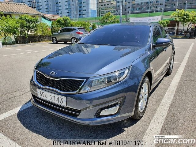 Used 2014 KIA K5 (OPTIMA) BH941170 for Sale