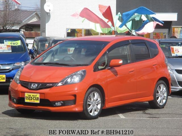 Used 2012 HONDA FIT BH941210 for Sale