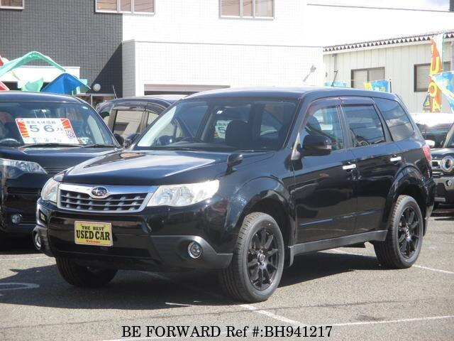 Used 2011 SUBARU FORESTER BH941217 for Sale