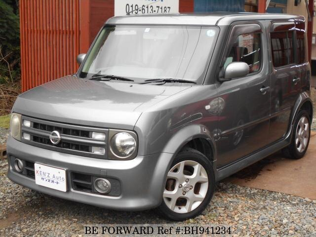 Used 2006 NISSAN CUBE BH941234 for Sale