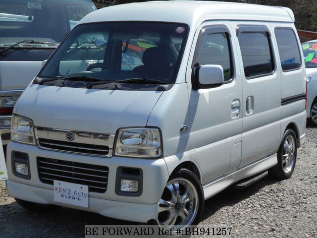 Used 2004 SUZUKI EVERY WAGON BH941257 for Sale