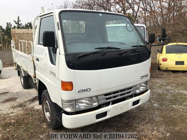Used 1996 TOYOTA DYNA TRUCK BH941262 for Sale