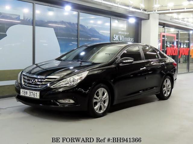 Used 2010 HYUNDAI YF SONATA BH941366 for Sale